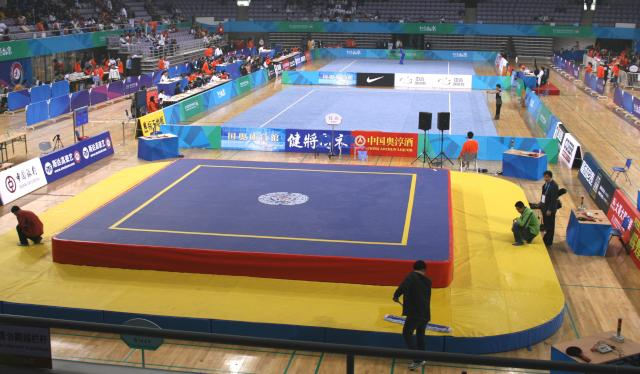 9th World Wushu Championship 2007 Beijing China